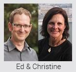 Ed & Christine